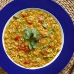 Easiest-Ever! Slow Cooker Curried Red Lentil Stew