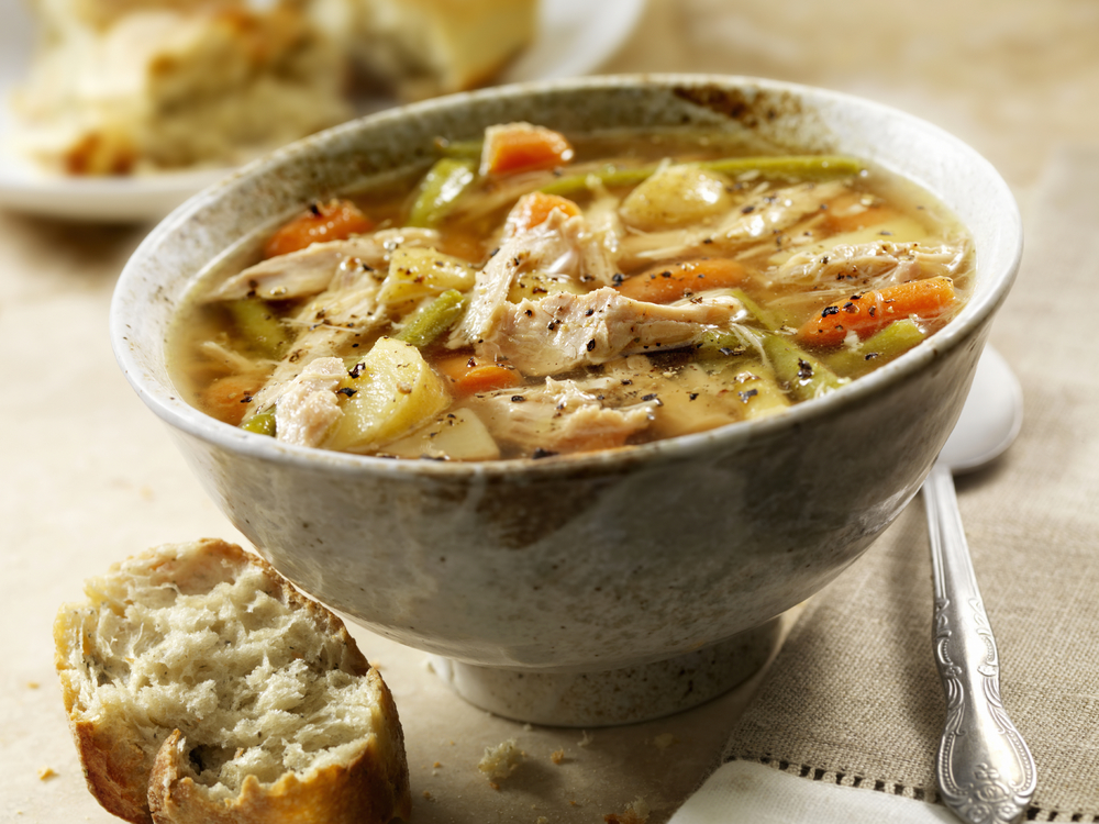 Easy Chicken Soup Base with Flavor & Ingredient Variations