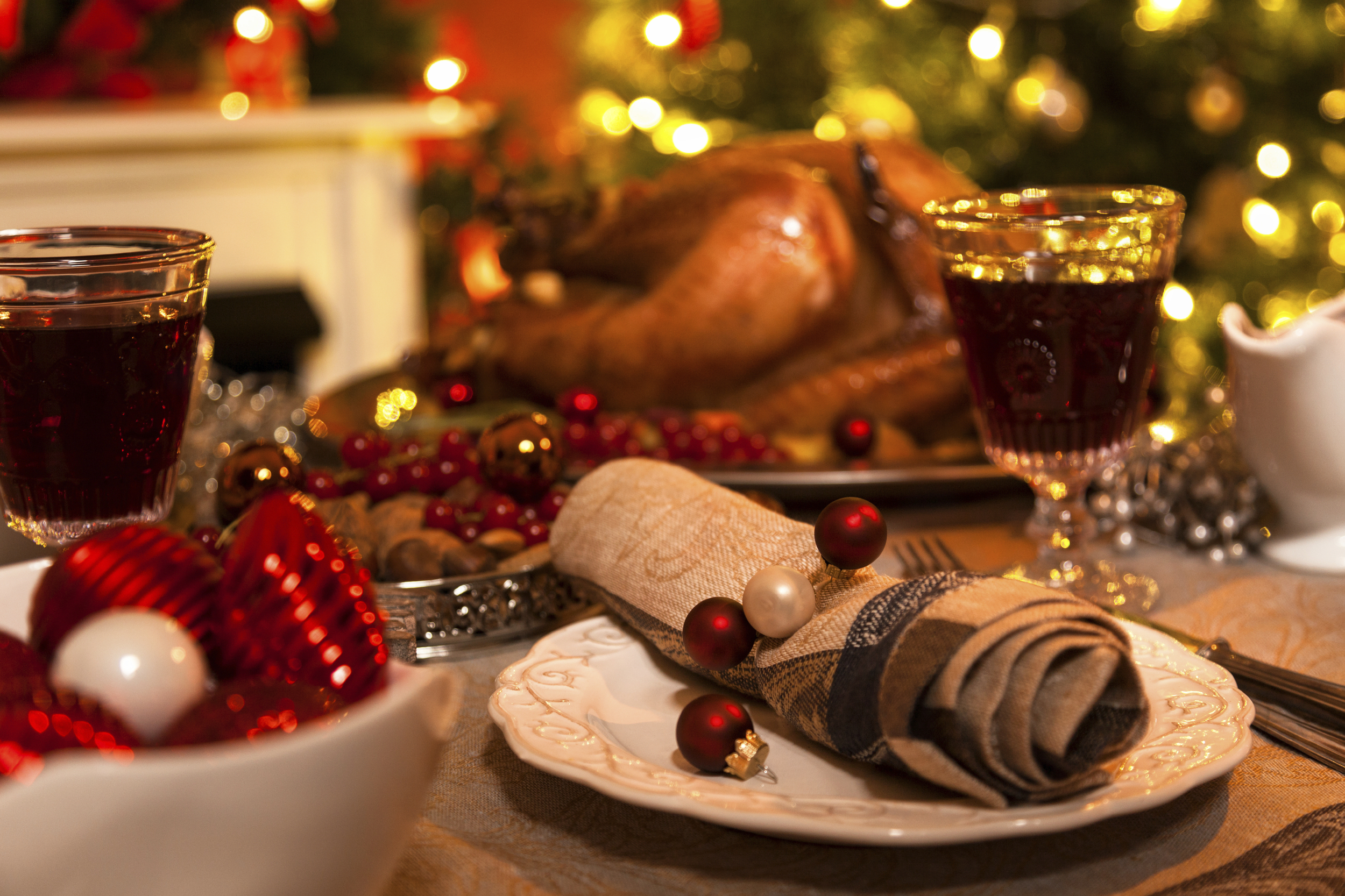 Holiday Wine & Food Pairings