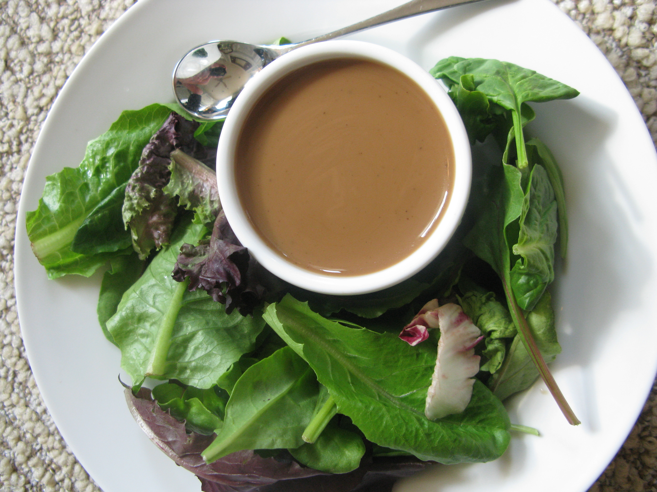 Recipe-Free: Vinaigrette