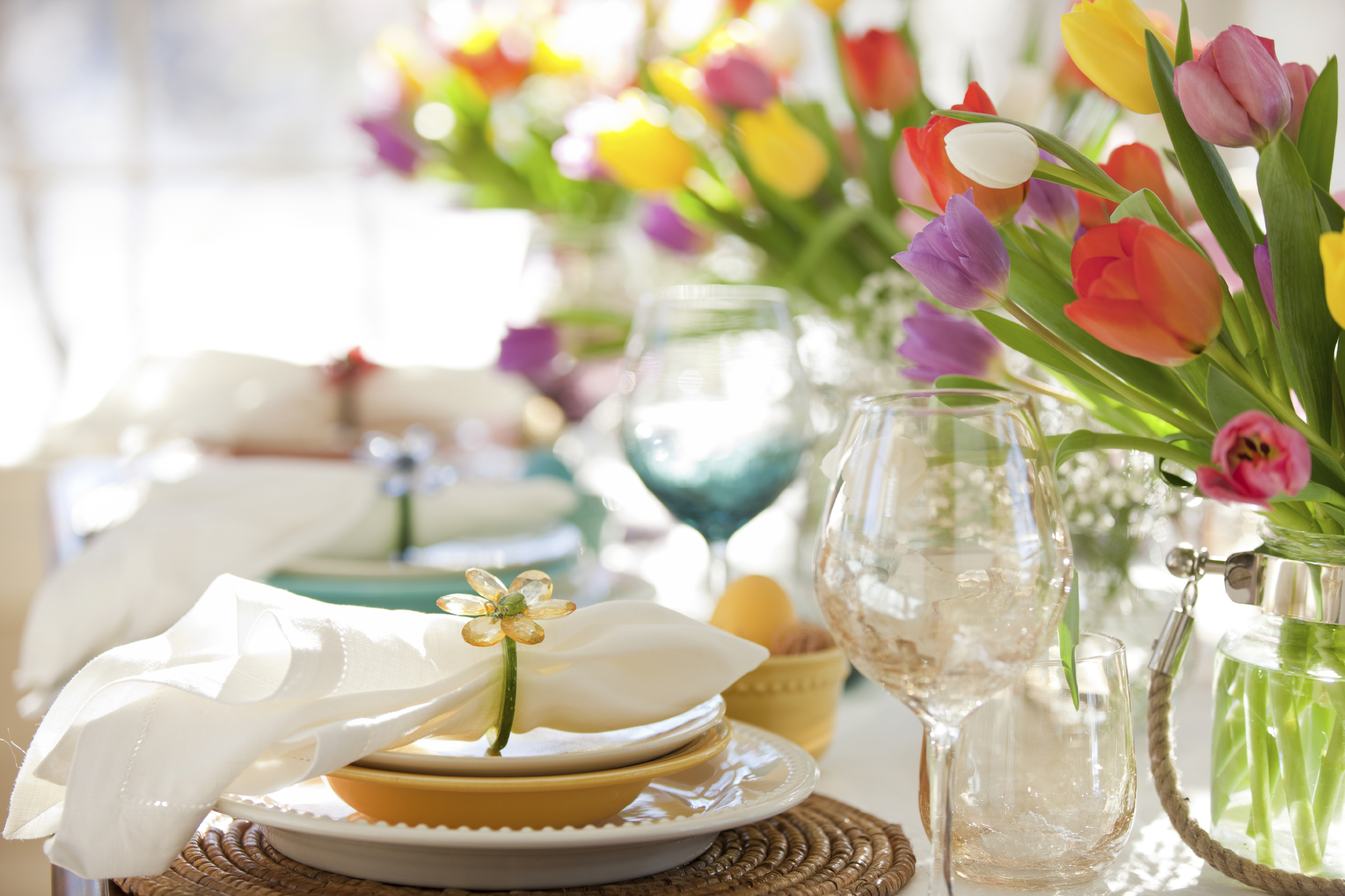 Set the Perfect Table for Spring
